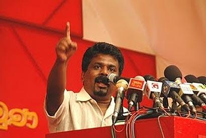 Anura Kumara Dissanayake JVP Sri Lanka