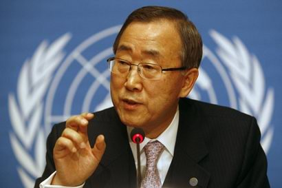 Banki Moon on Sri Lanka issue