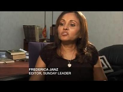 Fedrica Janz - Sunday Leader