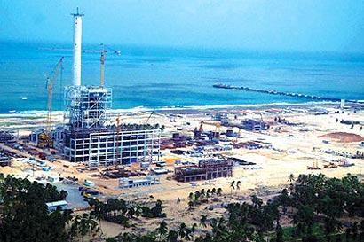 Norochcholai Power Plant