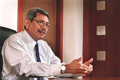 Defence Secretary Gotabhaya Rajapaksa