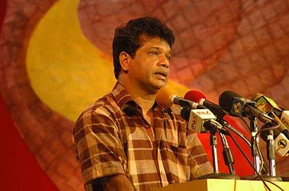 Lal Kantha - JVP