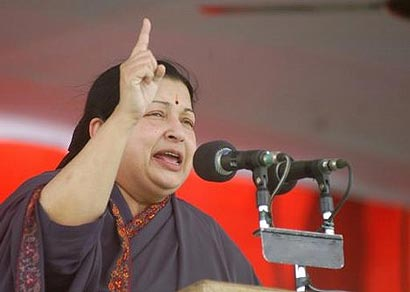 Jayalalitha on Sri Lanka