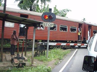 Lanka train