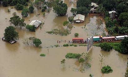 Sri Lanka Flood