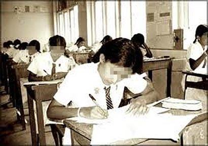 Sri Lanka Exam