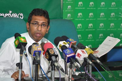 Dr. Harsha De Silva - UNP MP