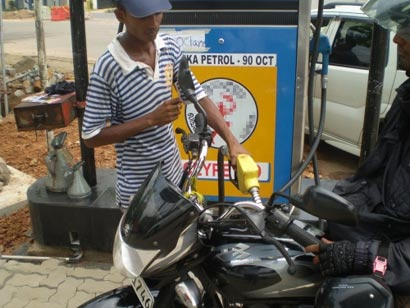 Fuel prices hiked in Sri Lanka
