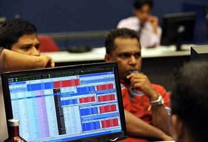 Sri Lanka stock market