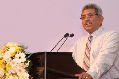 Dr. Gotabhaya Rajapaksa