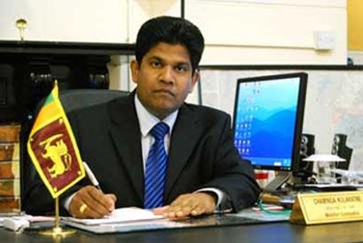 Mr. J. W. Dushan Chaminda