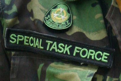 STF - Special Task Force in Sri Lanka