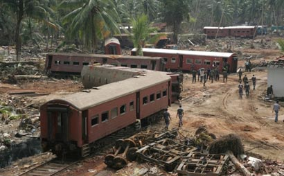Peraliya Train Disaster
