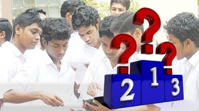 Advanced Level Exam Island Ranking released in Sri Lanka