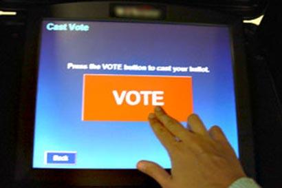 electronic vote Sri Lanka