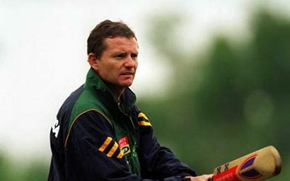 Graham Ford Sri Lanka cricket coach