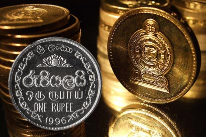 Sri Lanka One Rupee