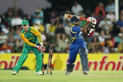 Lasith Malinga Batting