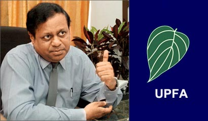 Susil Premajayantha UPFA - United Peoples Freedom Alliance