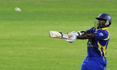 Thisara Perera Cricket