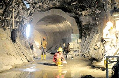 Upper Kotmale Tunnel