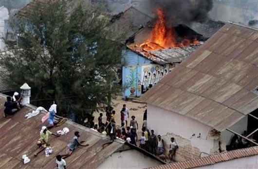 welikada prison clash Sri Lanka