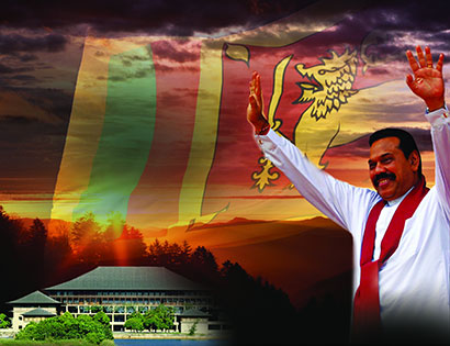 64th independence day Sri Lanka President Mahinda Rajapaksa