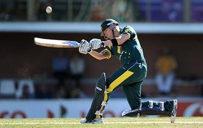 Australia batting vs Sri Lanka
