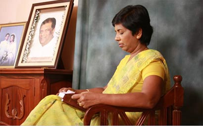 Dr. Sudarshini Fernandopulle - UPFA Gampaha District