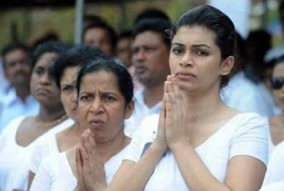 Hirunika Premachandra to join politics - Sri Lanka