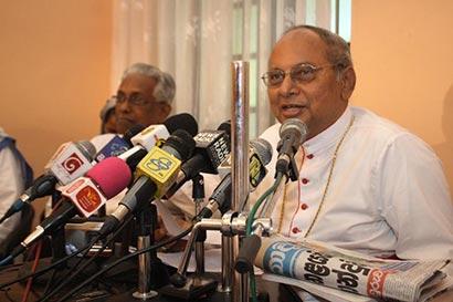 Rev Malcolm Cardinal Ranjith
