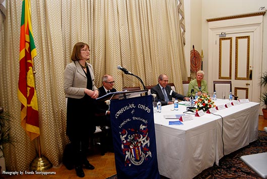 Sri Lanka High Commission hosts London Consular Corps Seminar