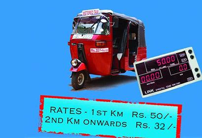 Sri Lanka metered taxi fare increased - rates revised