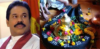 Sri Lanka President Mahinda Rajapaksa Maha Shivaratri Message