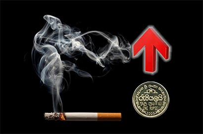 Cigarettes price increased in Sri Lanka