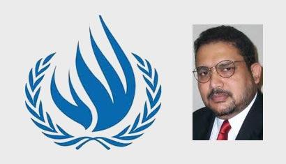 Dr. Telli C Rajaratnam UNHCR / UNHRC