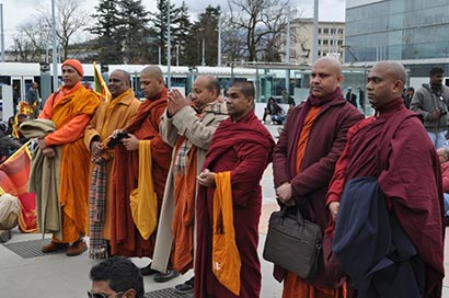 Hands Off Sri Lanka Sathyagraha