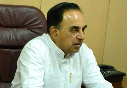 India Janata party leader Swamy on Lanka issue