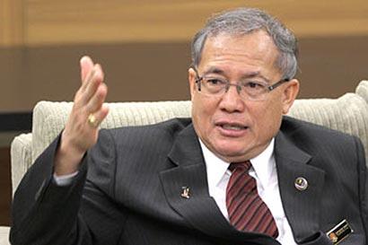 Malaysian Foreign Affairs Deputy Minister Richard Riot