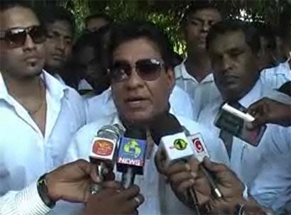Minister Mervin Silva