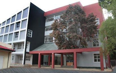 New Building for Media Development in Sri Lanka
