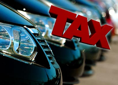 Tax on Sri Lanka Vehicles