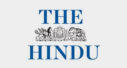 The Hindu newspaper logo