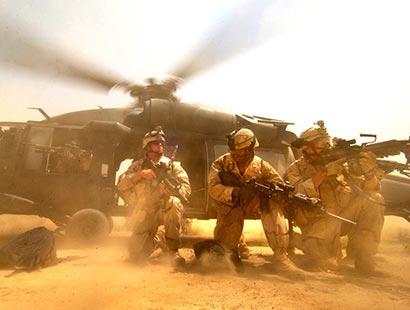 US Forces in Sri Lanka