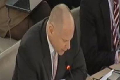 US John Mariz talk about Sri Lanka issue in UNHCR