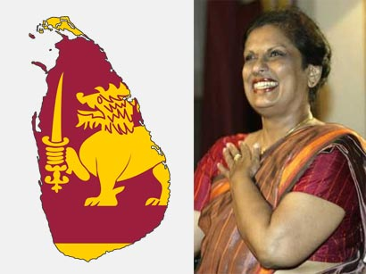 Chandrika Kumaratunga on India issue