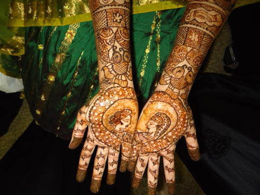 Farhath Haadhy Queen of Mehendi in Sri Lanka