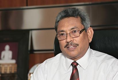 Hon. Gotabhaya Rajapaksa
