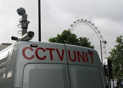 Mobile CCTV Unit