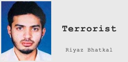 Riyaz Bhatkal Terrorist